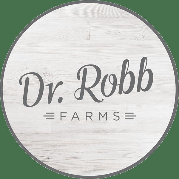 dr robb farms marijuana california logo